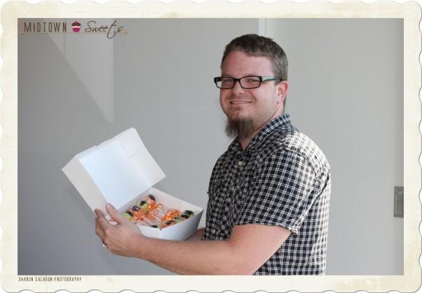 Surprise Cake Pops for Jamie M.