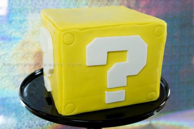 Super Mario ? Box Cake